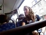 German public upskirt voyeur different bus stop girls 3